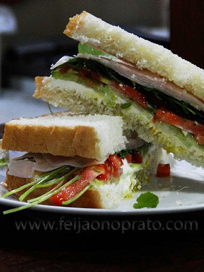 sanduiche levinho
