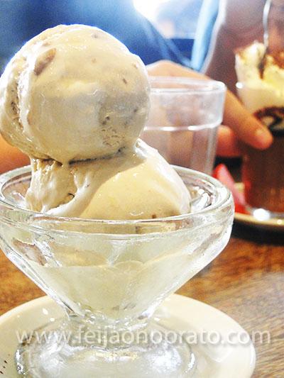 sorvete de rapadura